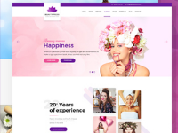 BeautyPress - Beauty Salon Spa WordPress Theme