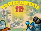 2D Tower Defense - Simple Tower Defense Demo Game, Free Download