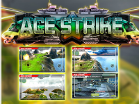Ace Strike - Made With Unity, Ready To Publish