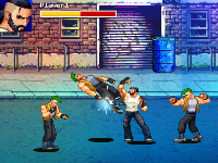 Beat Em Up - Đánh nhau 2D Game Template Osarion
