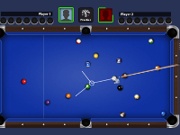 Billiards Multiplayer - 8 Ball Pool clone Unity