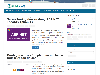 Blog tổng hợp bài viết Marketing, SEO, Programming (Source code ASP.NET MVC 5 + ASP.NET Identity)