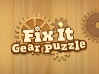 Puzzle,Fix it,Fix it  Gears Puzzle