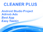 clean,cleaner,app,template,security,Cleaner Plus Android