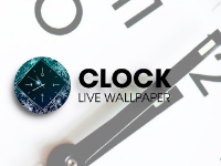Clocks Live Wallpapers - Android studio