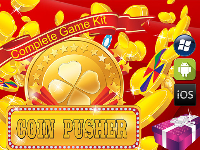 Code Coin Pusher Complete Game Kit
