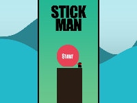 Code game bằng HTML5 stick man