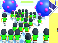 Crowd Connect 3D Complete Project