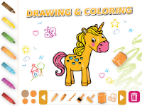 Drawing & Coloring (Extra Edition) - Made With Unity, Ready To Publih