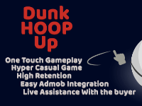 Dunk Hoop 2 - Source Code