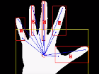 Emgu CV Hand Gestures Recognition Advanced