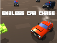 Endless Car Chase Game Template - Made With Unity, Ready To Publish