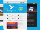 Entry - Startup Landing Page đẹp
