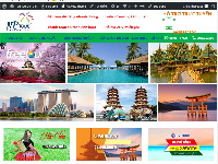 Full code website du lịch chuan seo wordpress