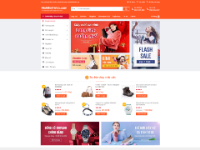 flatsome,website bán hàng,theme wordpress,website bán hàng shopee,website shopee