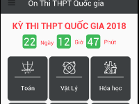 Full source code Thi trắc nghiệm THPT android studio