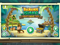 Full Source game Banana Island Bobo Epic Tale Unity Complete Project + Ready For Release + PSD file