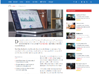 Fulll code wordpress reviews IT , theme Sạch , wordpress đẹp , load nhanh