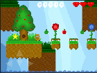 Fuzz - Simple Platformer Game, Highly And Cute Graphics