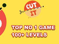 Game Cut it TOP 1 Game +100 Levels