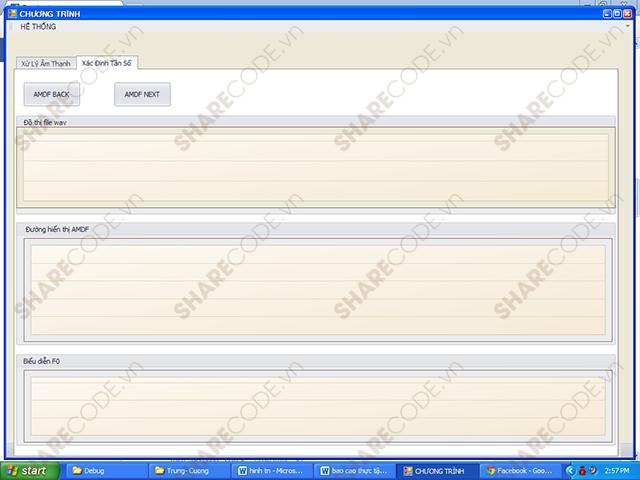 Lập trình xử lý, xác định tần số âm thanh trên , âm thanh máy tính C#, âm tần, tần số âm thanh
