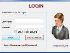 Login - Register And Retrieve Password By Using Mobile No