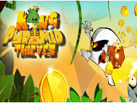 Mã nguồn King Of Pyramid Thieves complete game + 90 levels & LEVEL EDITOR