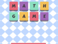 Math Game - Brain Work Out - Simple Addicted Arcade, Ready To Publish