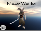 Maze Warrior - Simple Action RPG Game