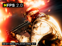 MFPS 2.0: Multiplayer FPS - Easy start develop your online fps game.