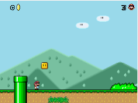 Share Code Game Mario Bằng HTML Javascript