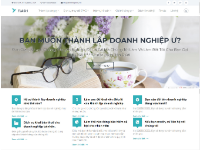 Share code website công ty đẹp wordpress