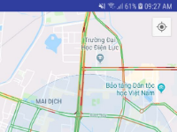 Source code android ứng dụng google map