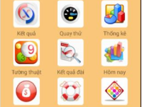android,ứng dụng android,code xổ số,kết quả xổ số
