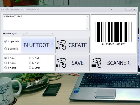 Source code C# Barcode, QRCode Via Bluetooth