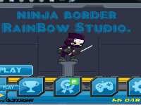 Source code Game 2D NinJa Border (Android + IOS + PC)