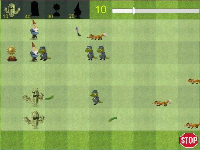 Source code game A Plants vs. Zombies Clone