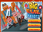 Source code game BigEvilRobots on IOS