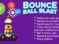 ball blast,trending game,Bounce Ball Blast,Bounce