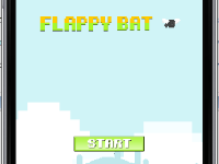 Source Code Game Flappy Bat - Corona SDK - Lua