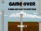 Source code game Flappy Bird for Unity