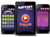 Source code game Matches Puzzle - Android Game