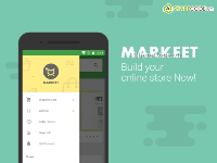 Source code Markeet - Android Online Store