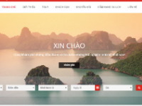 Source code Travel Website tin tức du lịch + book tour wordpress