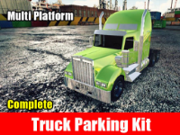 Source code Truck Parking Kit Complet Mobile