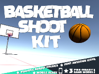 Source game Basketball Shoot Kit + Full Source + Sound + Ready For Release