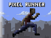 Source Game Pixel Runner 1.3 + Full Source