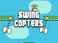 Source game Swing Copters clone + Full Source + Sound + 10tr luot download