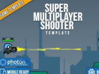 Super Multiplayer Shooter Template