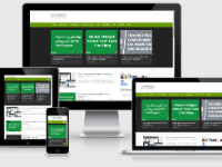 Template Bestlife Green Responsive